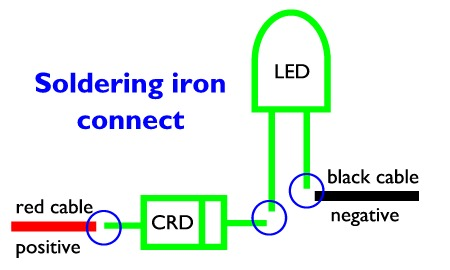 LED_connect