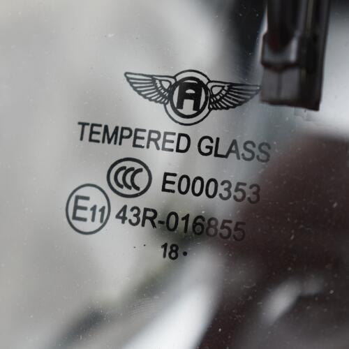 電動トライクラヴィータ合わせガラス